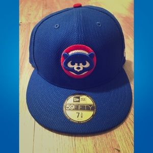 🆕New Era Chicago Cubs fitted Baseball Cap 🧢